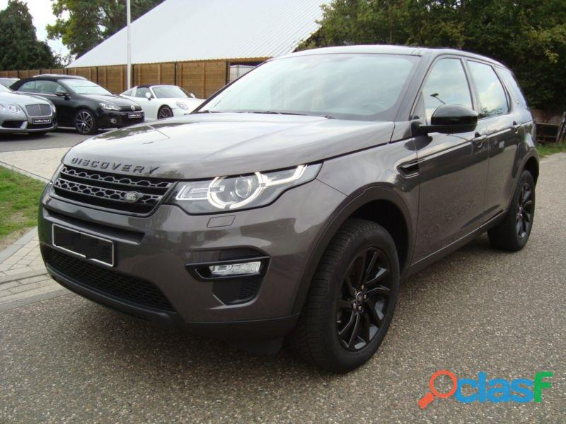 2016 land rover discovery sport panorama 2.0 td4 se