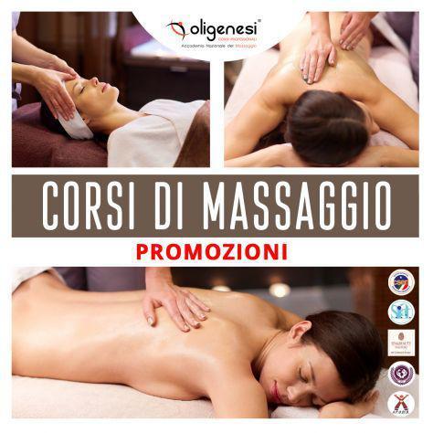 Corso di massaggio a latina riconosciuto csen