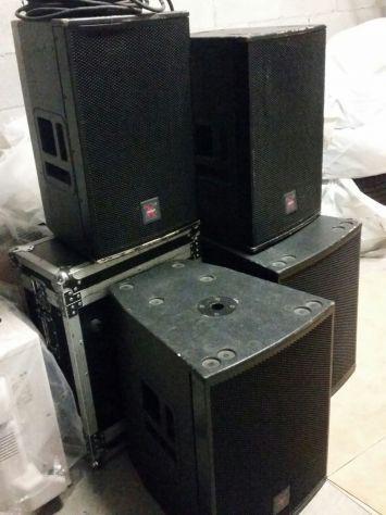 Impianto audio professionale x-treme sound corporation