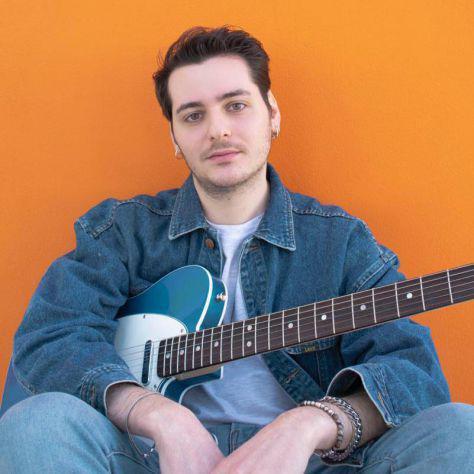 Lezioni chitarra elettrica/acustica