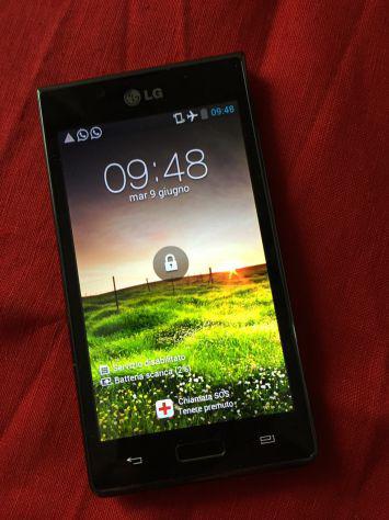 Telefono cellulare smartphone lg – p700