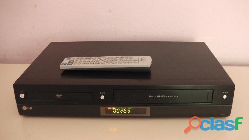 LETTORE LG V390 DVD/VHS