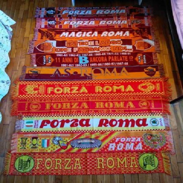 Collezione 100 sciarpe roma