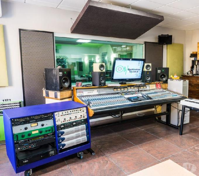 Corso basic per tecnico del suono (anche online)