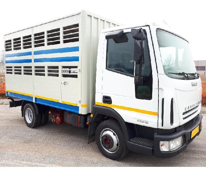 Eurocargo 70e15 trasporto animali