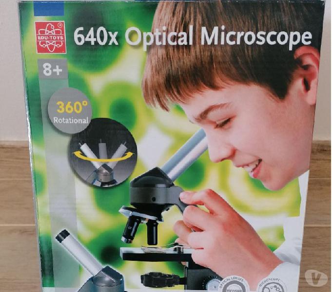 Microscopio ottico 640x oregon scientific edu toys