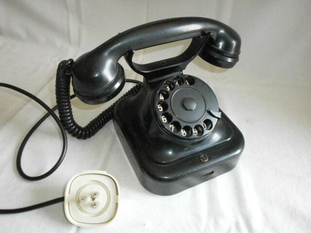 Telefono siemens in bachelite