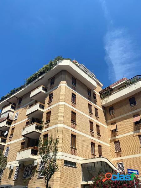 Montagnola - poggio ameno bilocale con terrazzo arreda