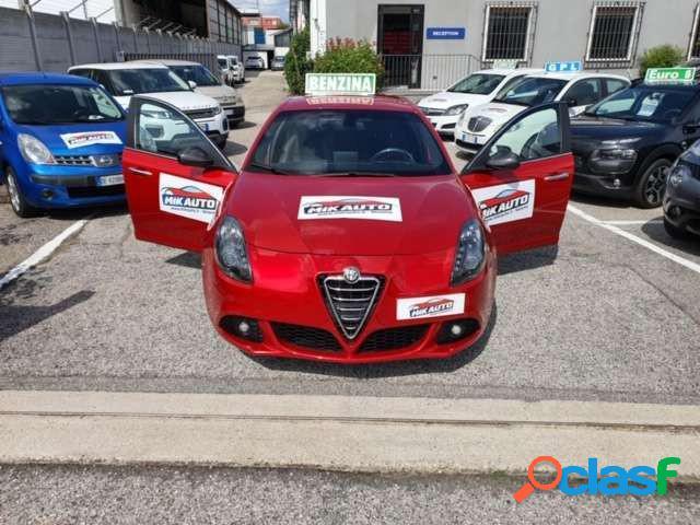 Alfa romeo giulietta benzina in vendita a campagnola (verona)