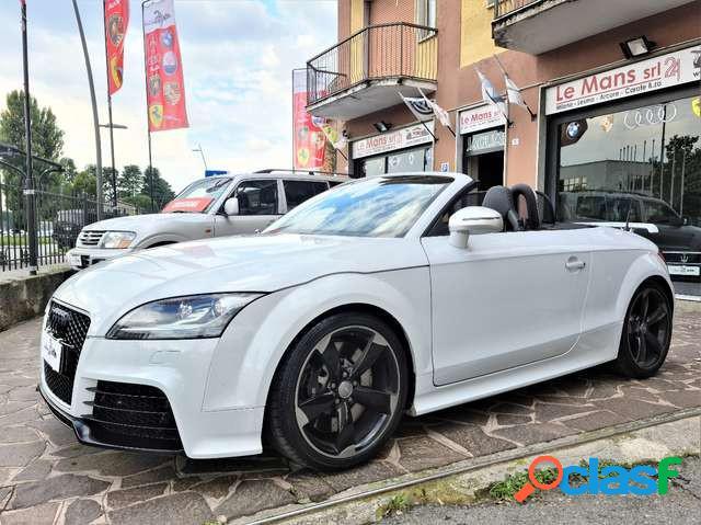 Audi tt rs benzina in vendita a lesmo (monza-brianza)