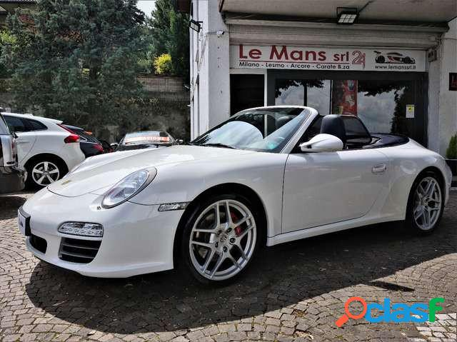 Porsche 997 benzina in vendita a lesmo (monza-brianza)