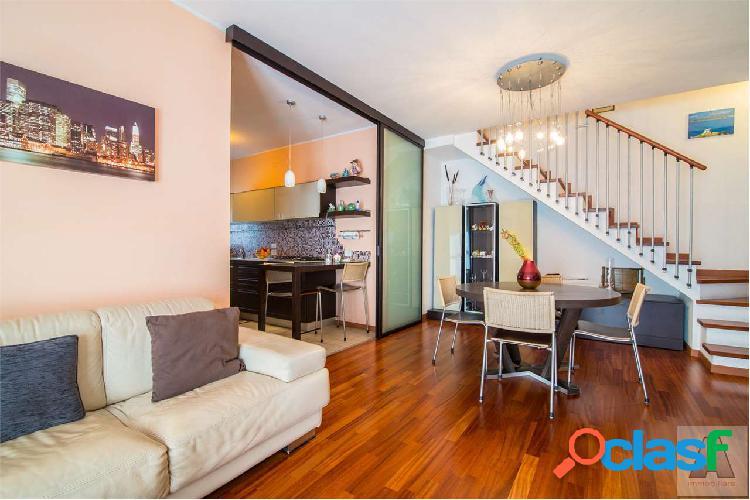 Appartamento ultimo piano_rubano - rif: j321