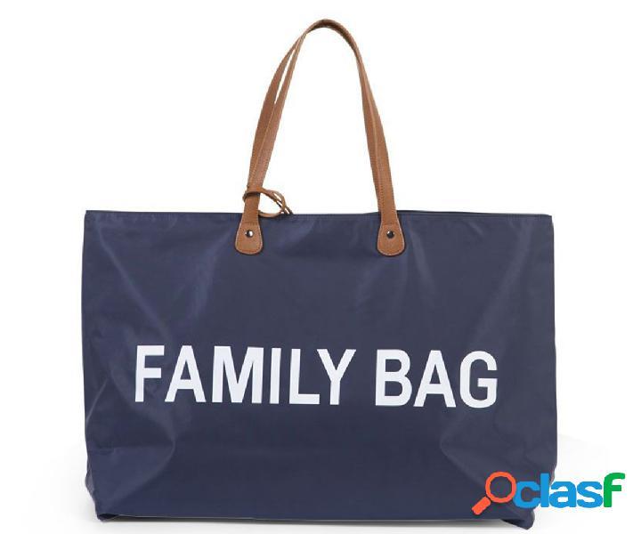 Borsone family bag navy