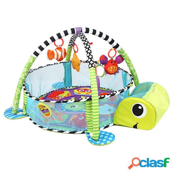 Bambino neonato baby play set attività gym giocattolo infantile del bambino del tappeto del giocattolo dei capretti del