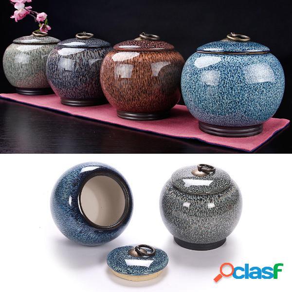 Memoriale per ceramiche per cremazione di animali domestici urna vaso supporto per contenitori per ceneri di cane per ga