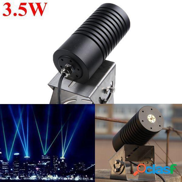 445nm 3.5w 3500mw impermeabile esterno laser blu della luce laser modulo paesaggio