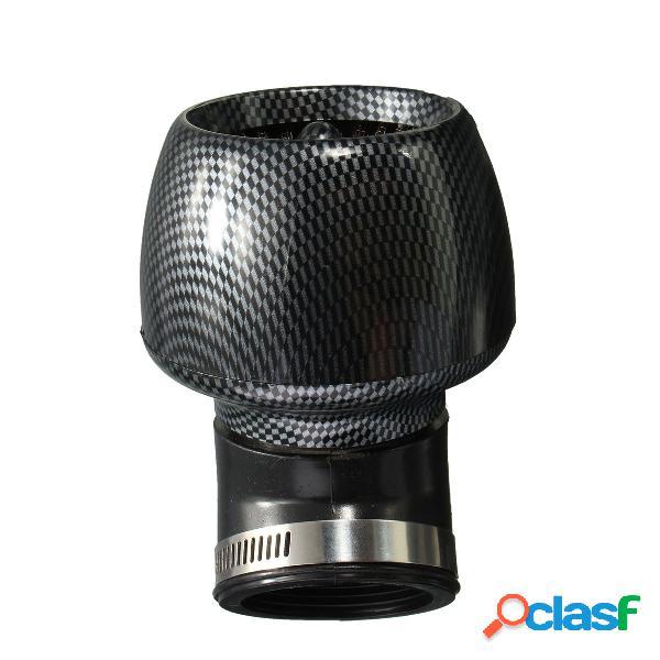 K & n 48 millimetri filtro aria in fibra di carbonio per la 140cc 150cc 160cc pit bike sporco motorino