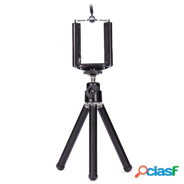 Supporto del supporto del supporto della staffa del treppiedi della rotazione 360 per il telefono delle cellule fotogr