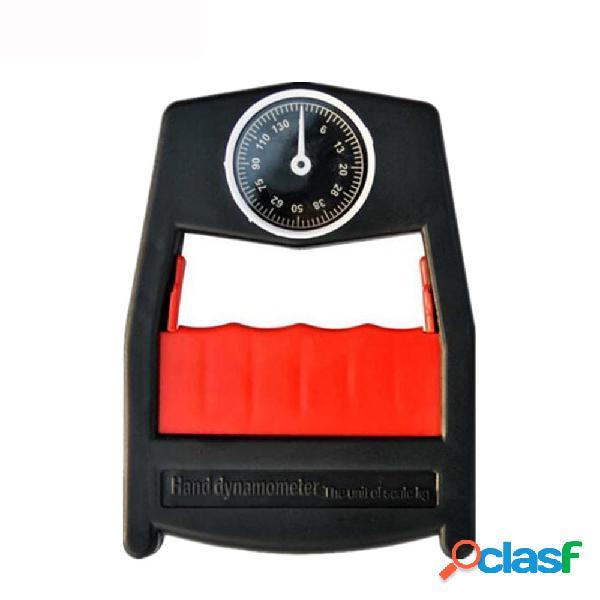 Misuratore di forza della forza di pressione del misuratore di forza della presa del dinamometro a mano 130kg / 286lbs