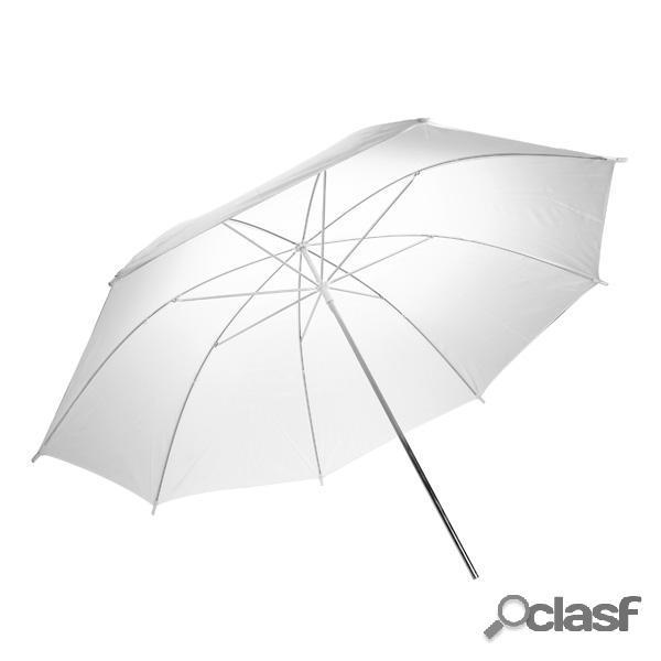 Fotga 33 pollici 83cm studio flash soft ombrello bianco traslucido