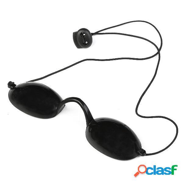 Occhiali di protezione accortosi luce laser occhiali di sicurezza bellezza ipl clinica del paziente