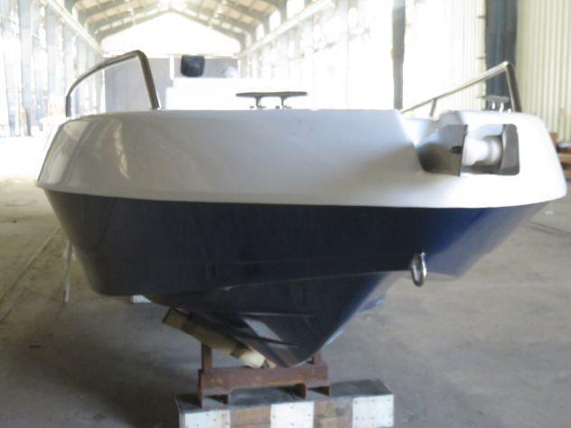 Barca a motore nuovo fisherman 19 feet pronta consegna