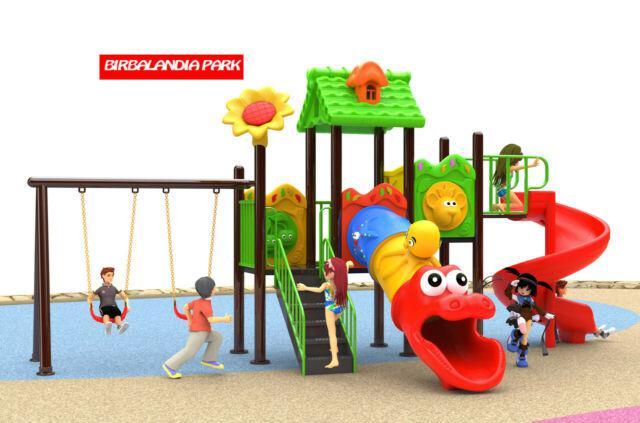 Giochi gonfiabili per bambini scivoli playground piscina