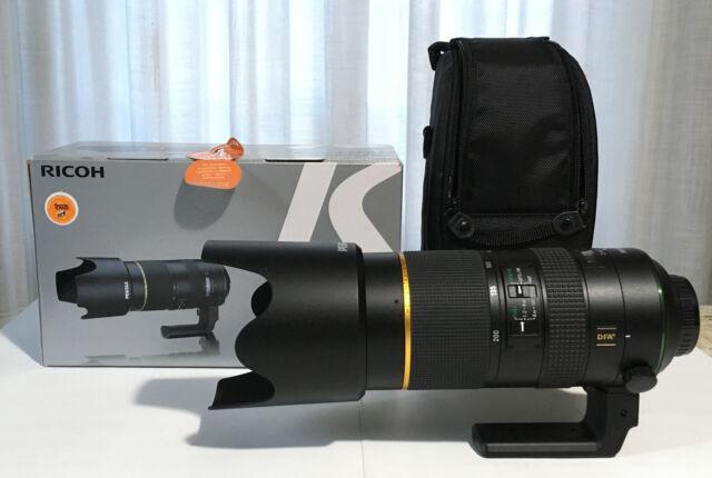 Pentax-d fa* hd 70-200 mm f2.8 ed dc aw