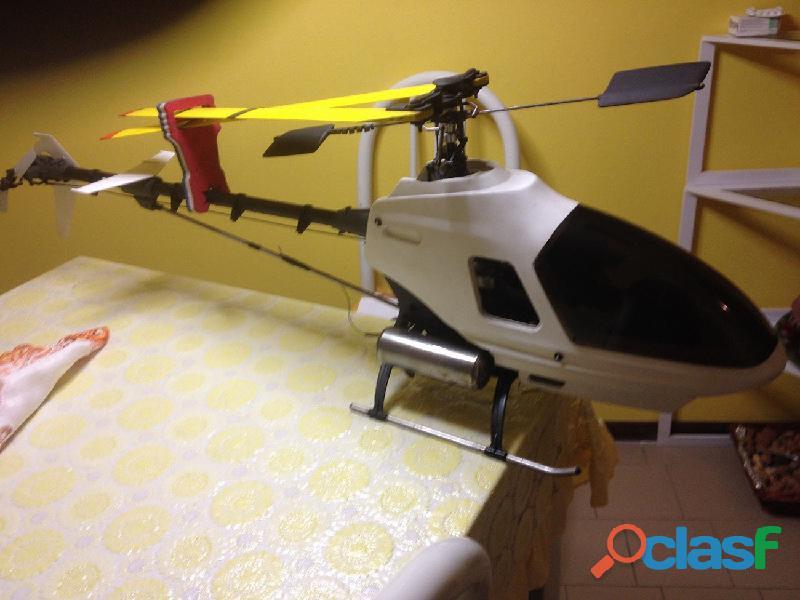 Elicottero JR propo 60 4
