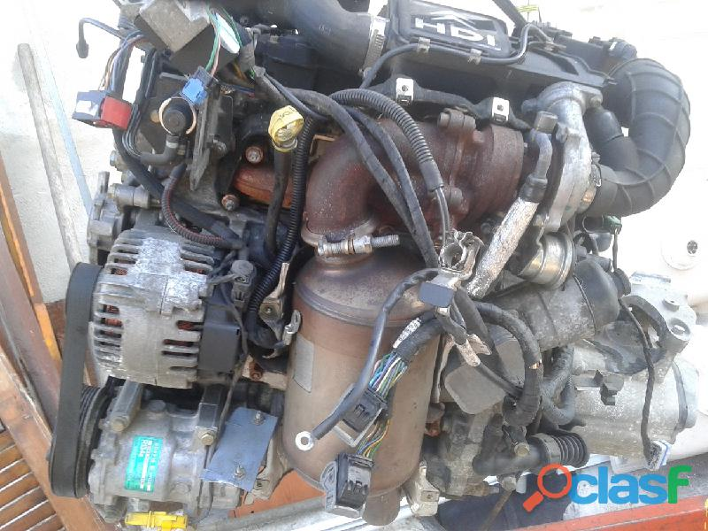 Motore/Cambio Citroen C3 TDI 1.4 CC.