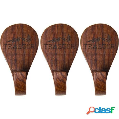 Ganci in legno magnetico