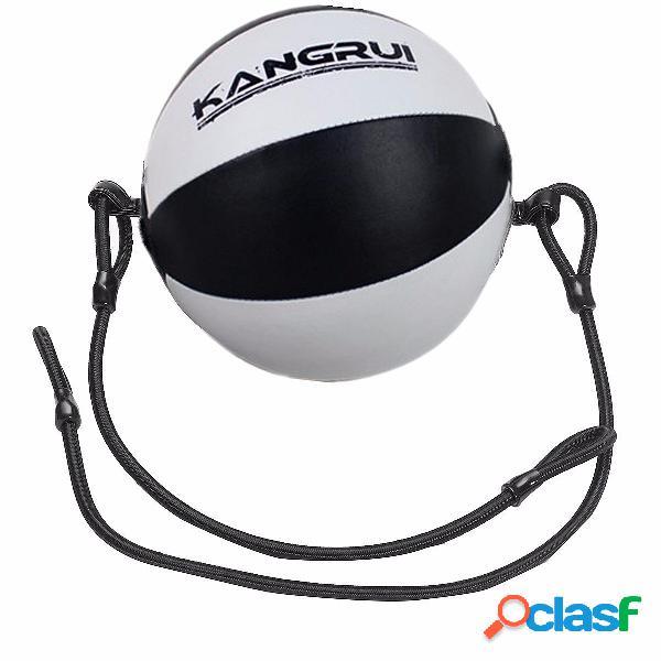 Pelle training velocità boxing palla bambino adulti allenamento punching bag