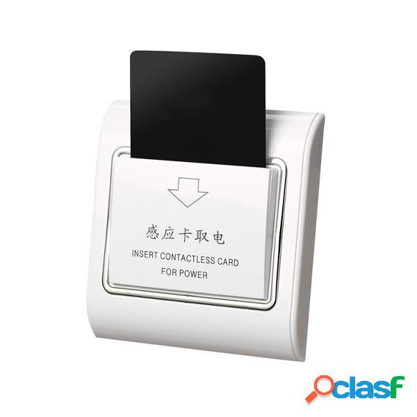 Switch scheda hotel interruttore risparmio energetico interruttore chiave elettronica interruttore del pannello elettric