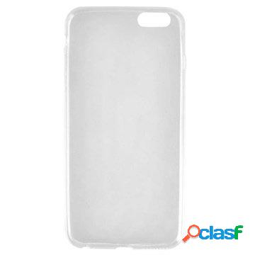 Cover tpu slim per iphone 6 plus / 6s plus - trasparente