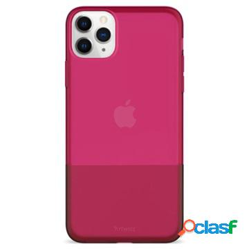 Cover in tpu artwizz nextskin per iphone 11 pro max - lampone