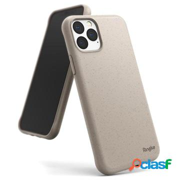 Cover in tpu ringke air s per iphone 11 pro - grigio