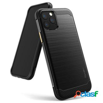 Cover in tpu ringke onyx per iphone 11 pro - nero
