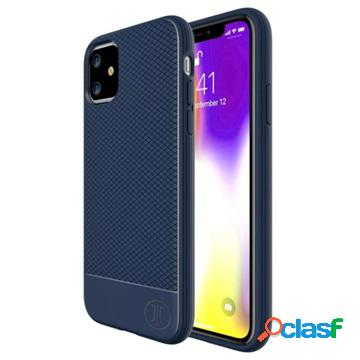 Cover jt berlin pankow soft per iphone 11 - blu