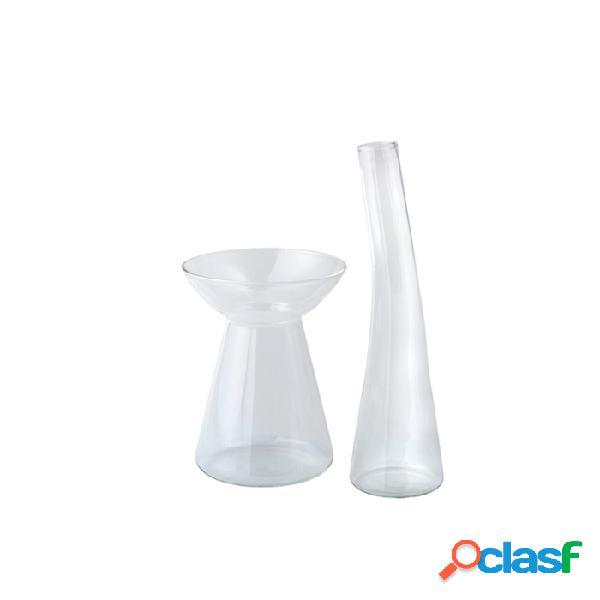 Bicchiere archimede in vetro soffiato cl 72 - trasparente