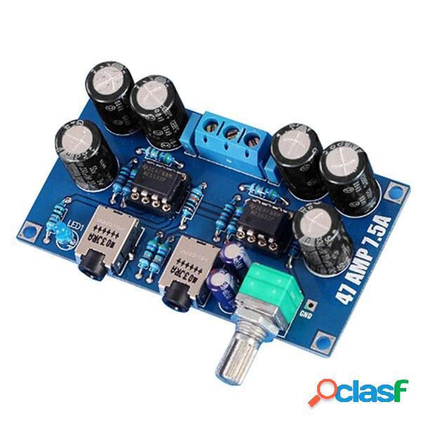 Kit di amplificatore per scheda audio amplificatore stereo standard diy standard tipo