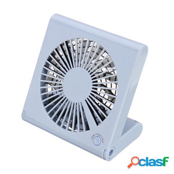 Ventilatore portatile personale ventilatore usb alimentato a mano ventilatore usb da tavolo, mini ventilatore da tavolo