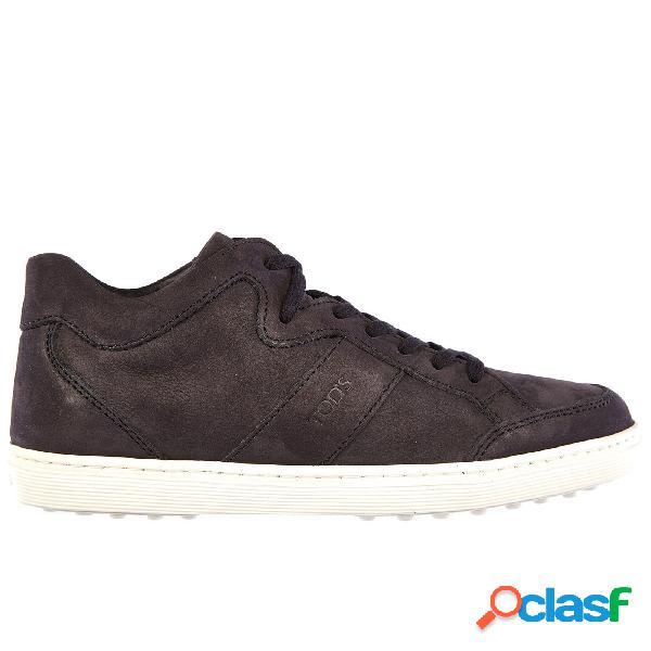 Scarpe sneakers bambino pelle junior