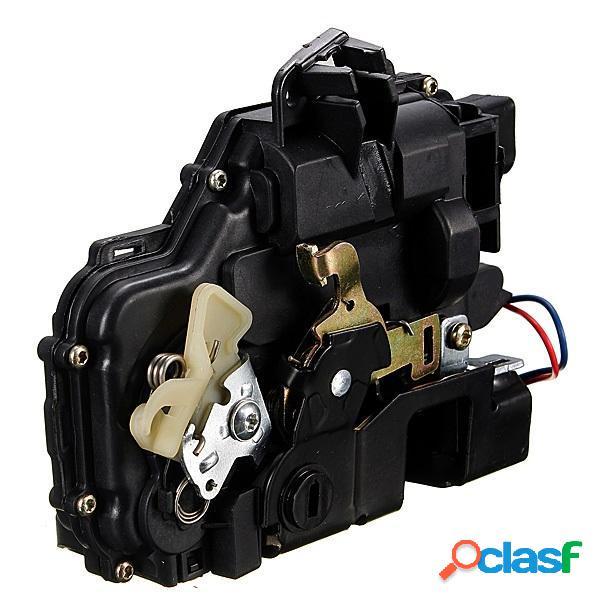 Porta posteriore sinistra serratura attuatore meccanismo per vw golf bora lupo