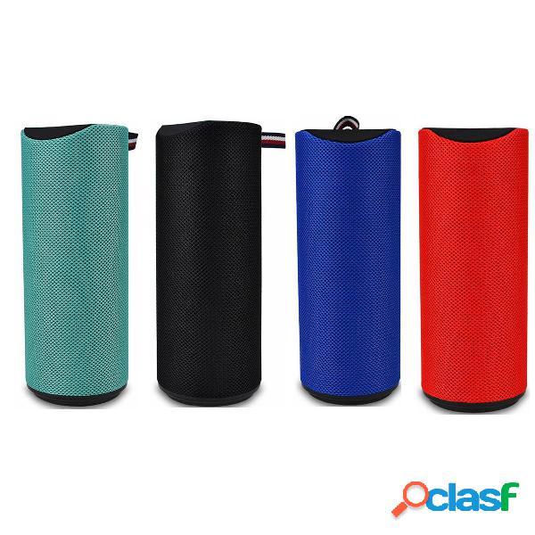 1000mah mini wireless bluetooth altoparlante portatile per esterno con scheda fm tf