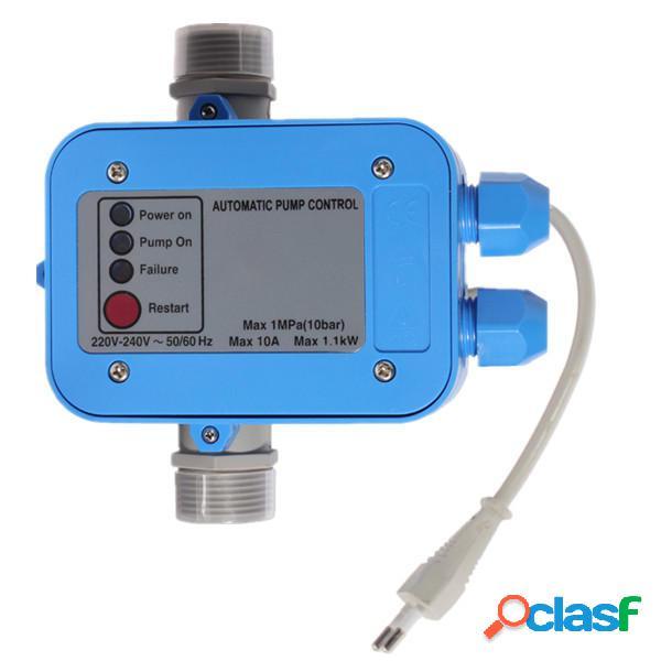 Regolatore automatico della pressione della pompa dell'acqua interruttore elettronico elettrico