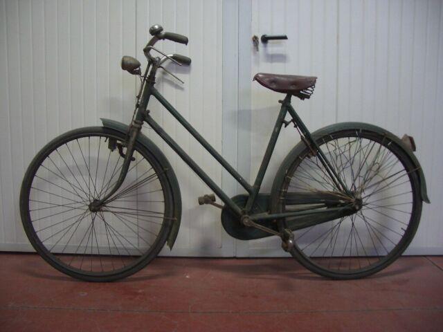 Bicicletta sabazia savona da donna d'epoca