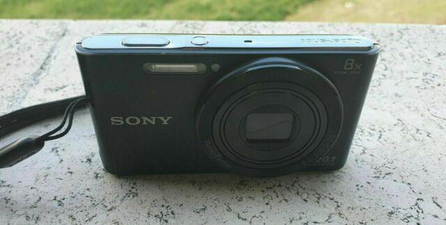 Fotocamera sony cybershot dsc-w830