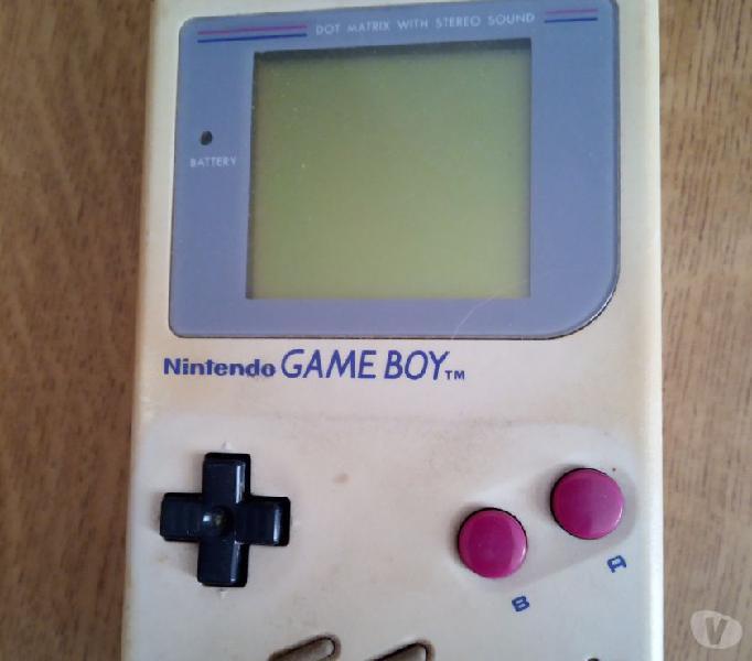 Game boy classic anni '90 + 12 cassette