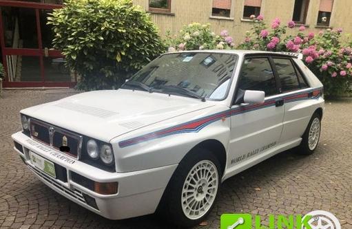 Lancia - delta - turbo 16v hf integrale martini 6