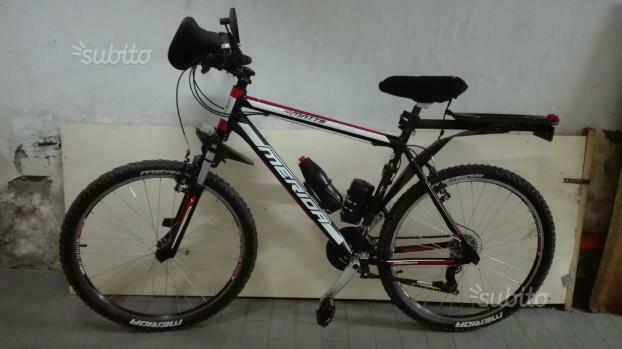 Nuovissima mountain bike ammortizzata